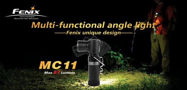 Fenix MC11 Anglelight LED Flashlights India, Anglelight ...