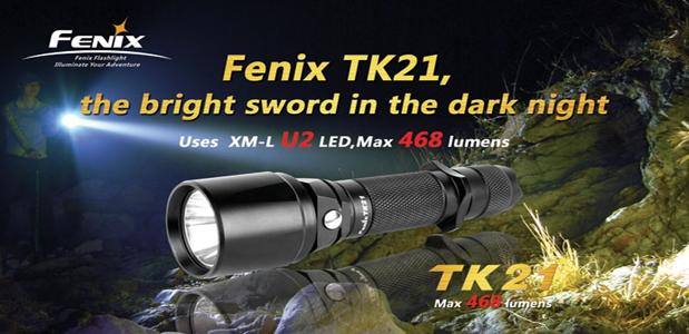 Fenix Tk21 Police Torches India Fenix Tk21 Police