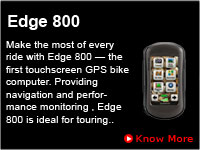 Garmin Cycling GPS Edge 800 India