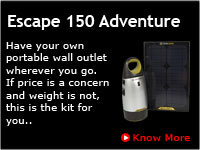 Escape 150 Advcenture Kits in Southindia, Chennai, Bangalore, Kerala