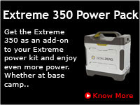 Adventure Power Packs in India, Portable Power Packs
