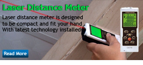 Indoor Laser Distance Meter, India