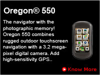 Garmin Oregon 550 India