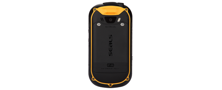 Tough Waterproof Camera Android 3g Smartphone Concrete